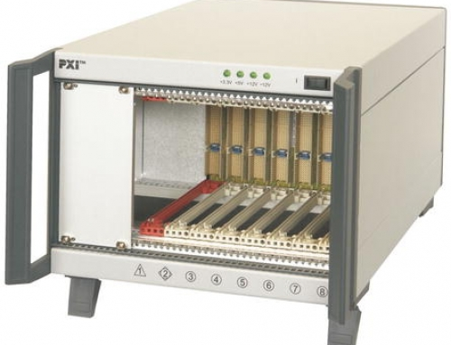 nVent SCHROFF Expanding the PXI Express System Portfolio